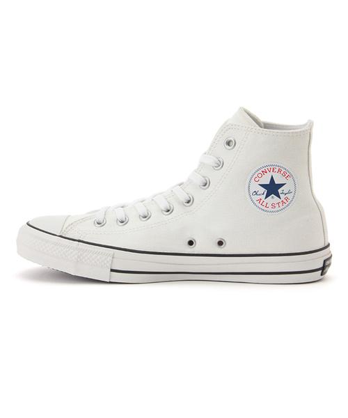 CONVERSE(コンバース)の「CONVERSE ALL STAR 100 COLORS HI(スニーカー)」|ホワイト