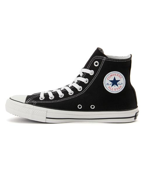 CONVERSE(コンバース)の「CONVERSE ALL STAR 100 COLORS HI(スニーカー)」|ブラック