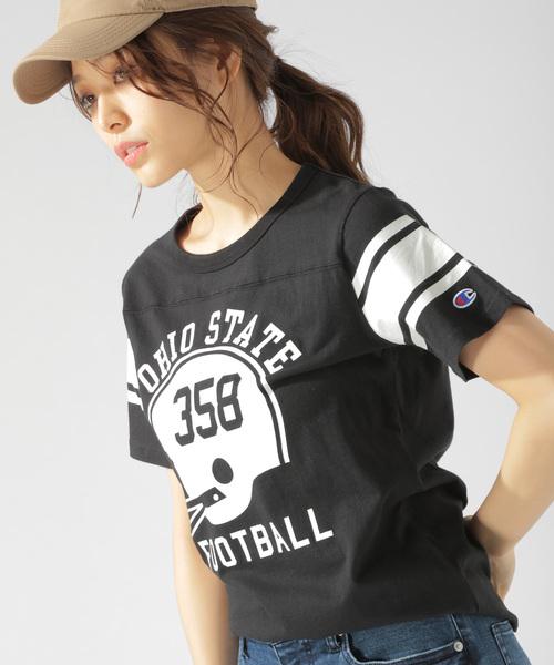 【Champion(チャンピオン)】FOOTBALL S/S T