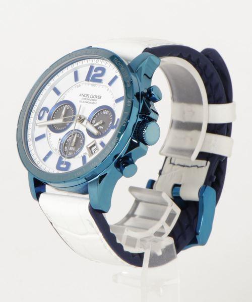 直営店に限定 Angel Clover TIME CRAFT ANGEL TCS44BNV-WH エンジェルクローバー 腕時計 タイムクラフト クロノグラフ 腕時計 時計 TCS44BNV-WH メンズ(腕時計)|ANGELCLOVER(エンジェルクローバー)のファッション通販, ボードショップ BREAKOUT:a9141656 --- ulasuga-guggen.de