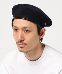 KANGOL(カンゴール)の【KANGOL】Wool Monty/カンゴール ウール モンティ ベレー(ハンチング/ベレー帽)