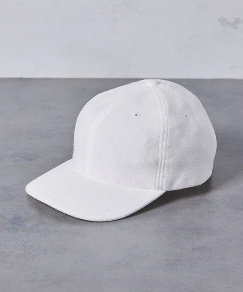 【別注】<LACOSTE(ラコステ)> UASP PILE CAP