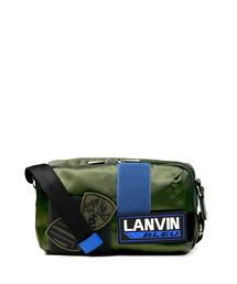 "LANVIN en Bleu(ランバンオンブルー)の""Crest""  Mini Shoulder Bag/""クレスト"" ミニショルダーバッグ(ショルダーバッグ)"