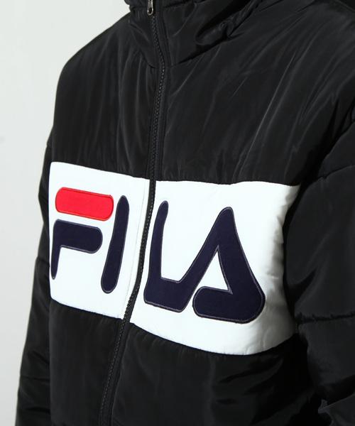 FILA/フィラ 中綿フードブルゾン