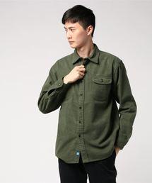KATO`(カトー)のKATO'/カトー ヘビーネルワークシャツ(シャツ/ブラウス)