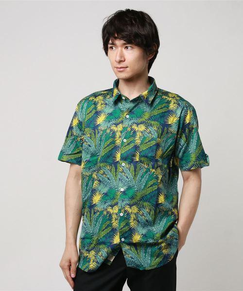半袖ビーチシャツ