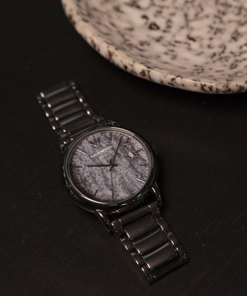 人気絶頂 【セール STATION】LUIGI AR11155(腕時計)|EMPORIO ARMANI(エンポリオアルマーニ)のファッション通販, 和歌山県:8c5e07a1 --- fahrservice-fischer.de