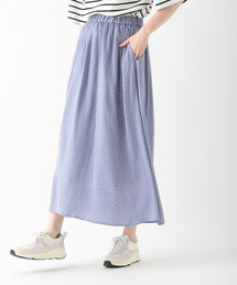 studio CLIP(スタディオクリップ)のドット柄プリントスカート(スカート)