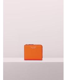 kate spade new york(ケイトスペード ニューヨーク)のシルビア スモール バイフォールド ウォレット(財布)