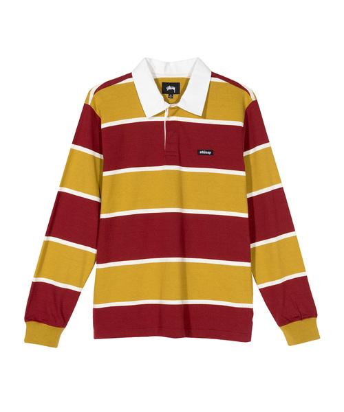 最安価格 Blake L L/SL/SL Rugby(ポロシャツ)|STUSSY(ステューシー)のファッション通販, キャップラガーズ:212d08fc --- 888tattoo.eu.org