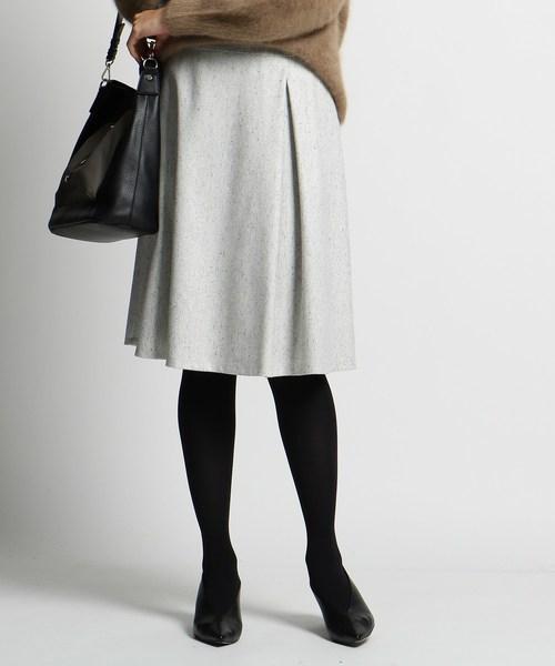 本物品質の [S]ネップツイードスカート(スカート) INDIVI(インディヴィ)のファッション通販, フリースタイルジャパン:2490e683 --- 5613dcaibao.eu.org