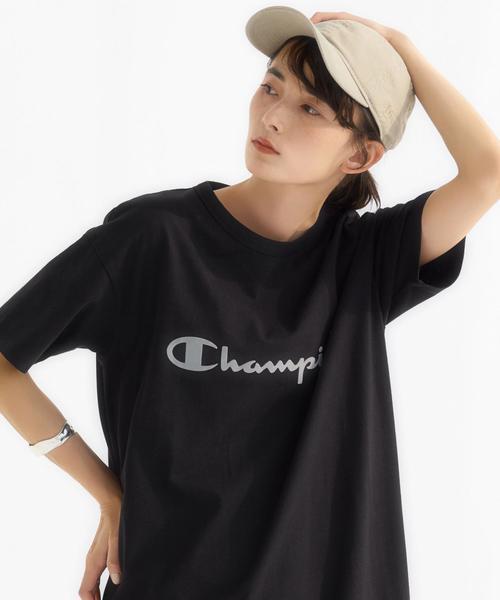 ★★[別注チャンピオン]SC Champion×GLR ロゴ ワンピース