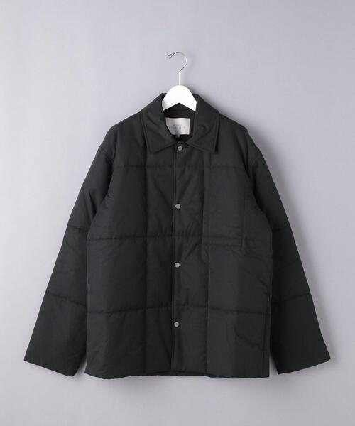 <STUDIO NICHOLSON(スタジオ ニコルソン)> SION パデッドジャケット