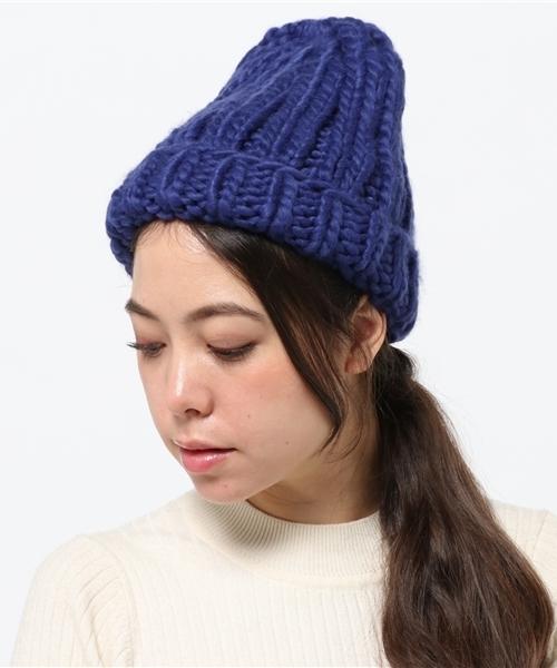▽ ニット帽