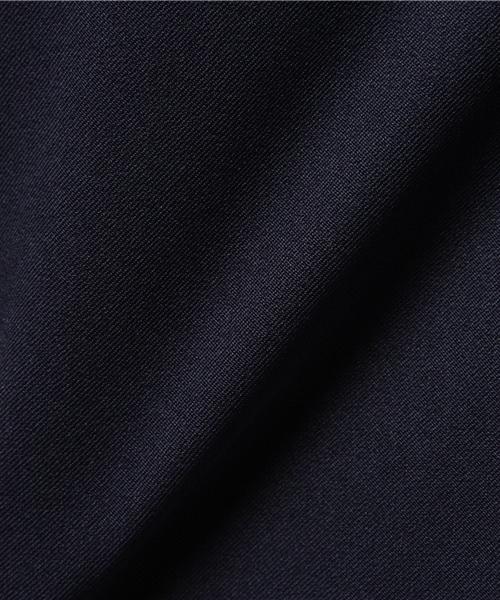 エステルストレッチチェスターコート(7R24-09001)