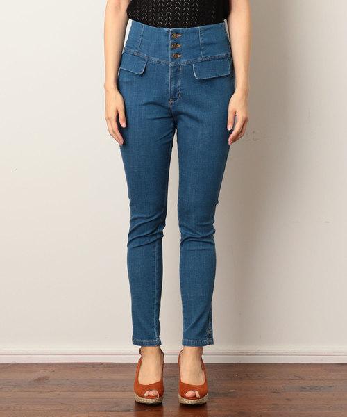 人気カラーの ハイウエストスキニーパンツ(デニムパンツ)|DEICY(デイシー)のファッション通販, 自転車通販 VIKING BIKE SHOP:600d133b --- pyme.pe
