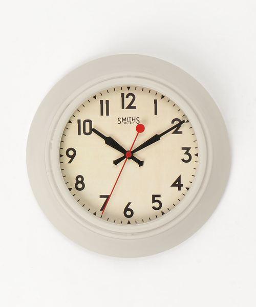 【Smith Clock/スミスクロック】レトロウォールクロック TSI