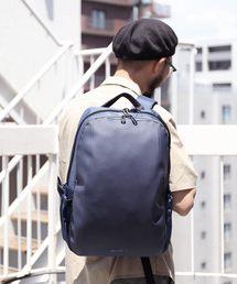 wdl.(ワームデザインラボ)の【wdl./ダブリューディーエル】HUNT Crimping Backpack(M)(バックパック/リュック)