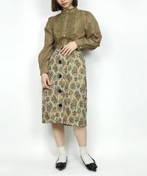 ParAvion(パラビオン)のゴブランスカート(スカート)