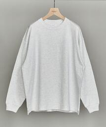 【WEB限定】 by ワイド リブ カットソー -MADE IN JAPAN-