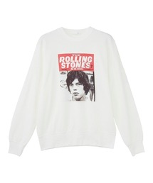 THE ROLLING STONES/RS BOOK NO.7 スウェットホワイト