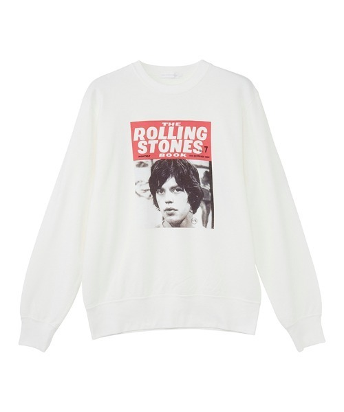 THE ROLLING STONES/RS BOOK NO.7 スウェット