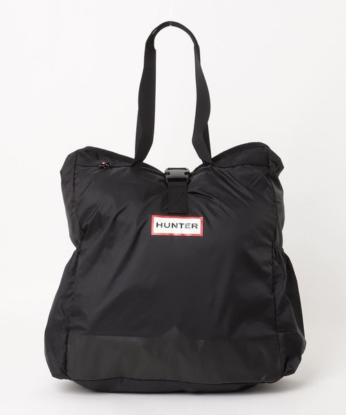 【 HUNTER / ハンター 】ORIGINAL RIPSTOP PACKABLE TOTE UBS1156KBM