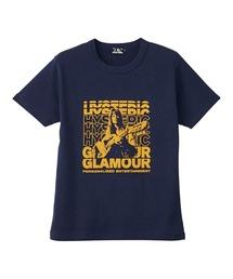 UNPLUGGED Tシャツネイビー