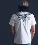 【直営店限定】AVIREX/アヴィレックス/ 半袖 クルーネックTシャツ ドラゴンボール / S/S CREW NECK T-SHIRT DRAGON BALL T-SHIRT(Tシャツ/カットソー)
