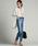LAUTREAMONT(ロートレ・アモン)の「【WEB別注】配色パイピングブラウス(シャツ/ブラウス)」|詳細画像