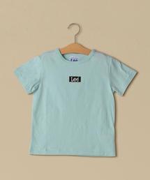 【ジュニア】〔別注〕LEE(リー)ミニロゴTシャツ