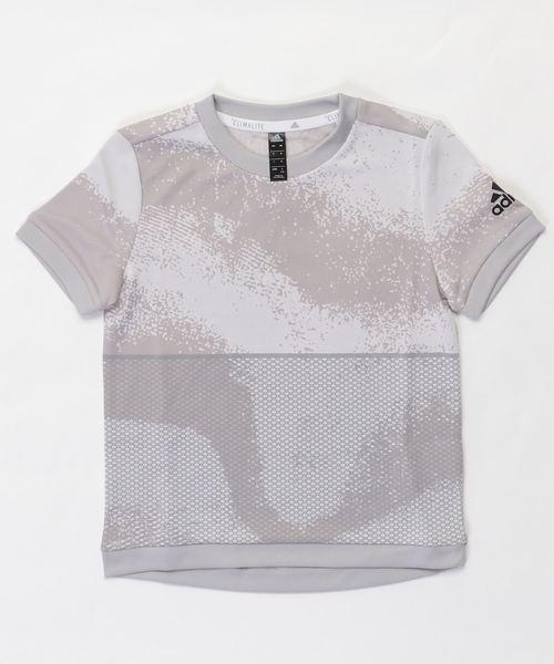 acfedfacb525e7 adidas(アディダス)のB TRN ニットグラフィック Tシャツ(Tシャツ/カットソー