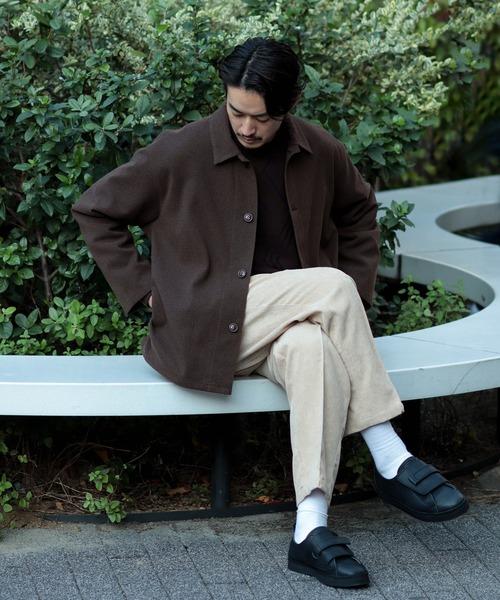 【SLOW】SOLOTEX(R) THERMO CPO シャツジャケット#