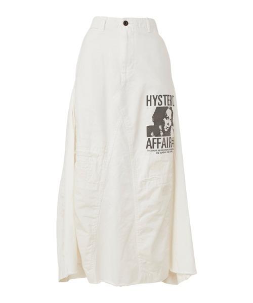 HYSTERIC AFFAIR チノスカート