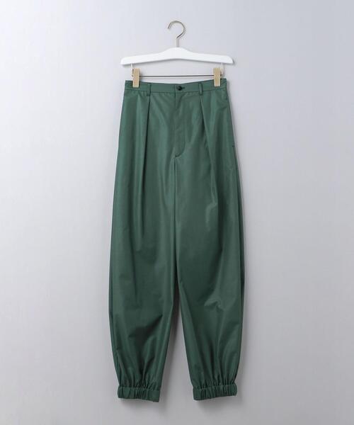<6(ROKU)>HEM GOMU PANTS/パンツ