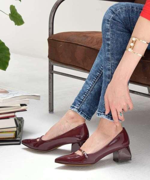 春夏新作モデル 【セール】【ABOVE AND BEYOND】 AND ポインテッドトウワンストラップパンプス (771006)(パンプス) BEYOND】|inter-chaussures(インターショシュール)のファッション通販, タカイチグン:becfc5ec --- svarogday.com