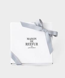 MAISON DE REEFUR(メゾン ド リーファー)の「リーファーロゴ ギフトボックス S(ラッピングキット)」