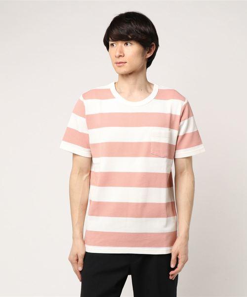 ハニカムメッシュBDTシャツ