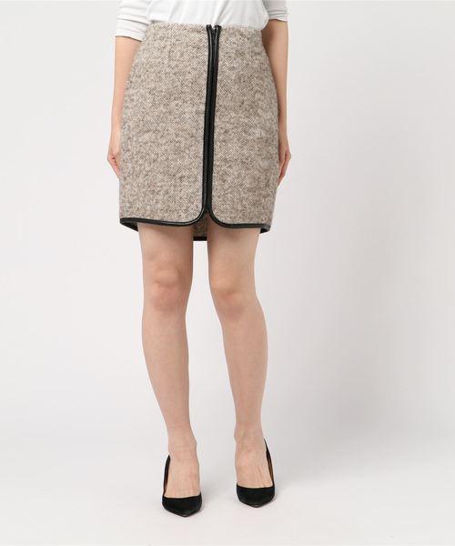 格安新品  CASAエコレザーパイピングミニスカート(スカート) CASA FLINE(カーサフライン)のファッション通販, 日本じゅうたん:3e4964eb --- pyme.pe