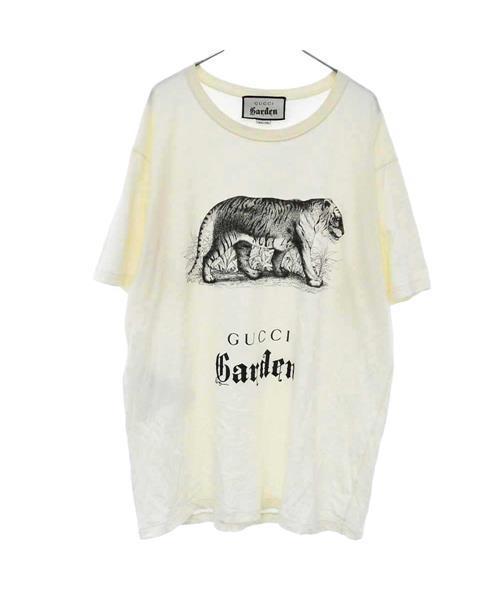 premium selection 47e72 17626 タイガープリント半袖Tシャツ