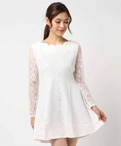 eb82ece35855d ドレス(ショート・ミニ丈)の人気ランキング(レディース) - ZOZOTOWN