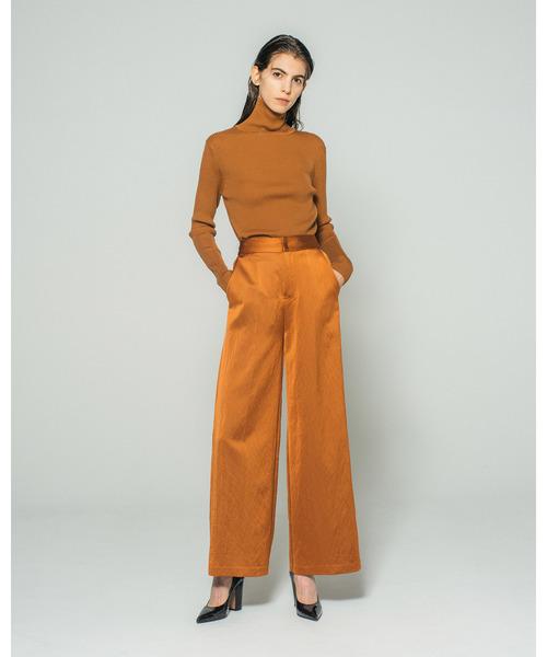 【福袋セール】 CASAヴィスコースサテンワイドパンツ(パンツ)|CASA FLINE(カーサフライン)のファッション通販, イージャパンアンドカンパニーズ:f5cb3da1 --- fahrservice-fischer.de