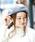 無(ム)の「ミリタリーベレー(ハンチング/ベレー帽)」|グレー