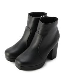 OZOC(オゾック)の厚底ショートブーツ(ブーツ)
