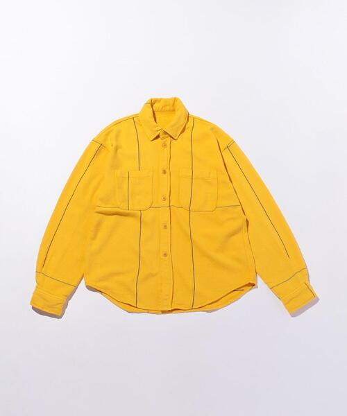 <PHINGERIN (フィンガリン)> NEL SHT/シャツ