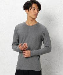KC ◎THERMO/G WFL C/N LS インナーカットソー◆