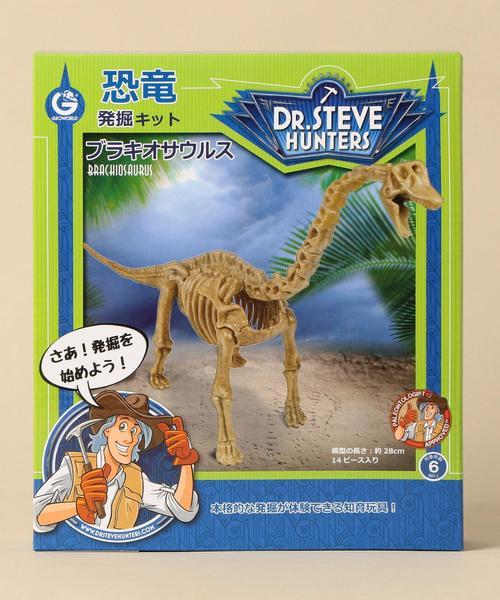GW キョウリュウ発掘キット ブラキオサウルス