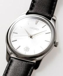 別注 SEIKO 3針シンプルクオーツ(腕時計)