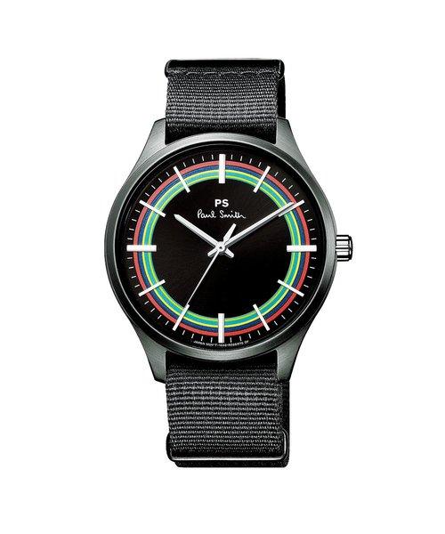 上質で快適 PS Paul Smith WATCH/ Paul 863327 BLACK(腕時計) Paul/ 863327 Smith(ポールスミス)のファッション通販, 【お得】:92b81ced --- kredo24.ru
