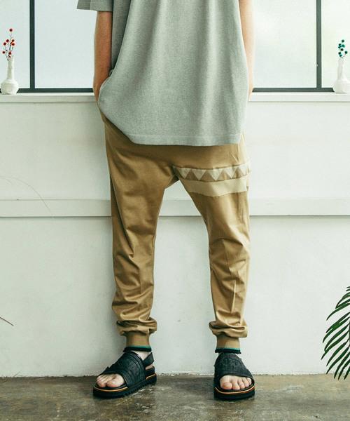 人気ショップ 2020春夏 イコンリブトライバルパンツ(パンツ)|STOF(ストフ)のファッション通販, マツブシマチ:95e9aa2b --- 5613dcaibao.eu.org